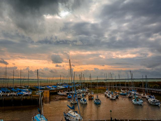 Titchfield Haven Optics Show 2019