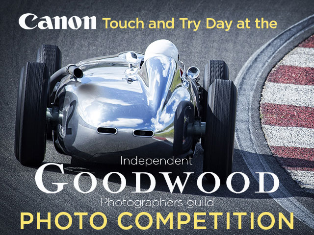 The Independent Goodwood Photographers Guild Photographic Exhibition & Competition- With Canon UK