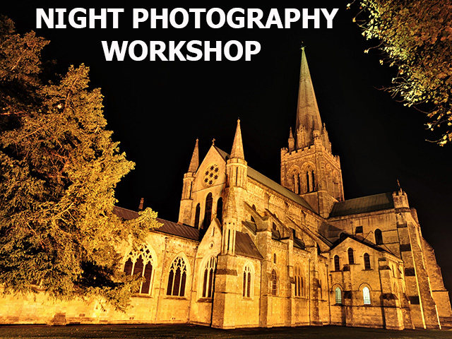 Night Photography Workshop with Barry Heron