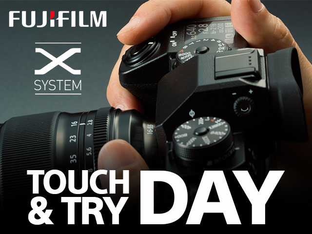 Fujifilm X-System In-Store Day!