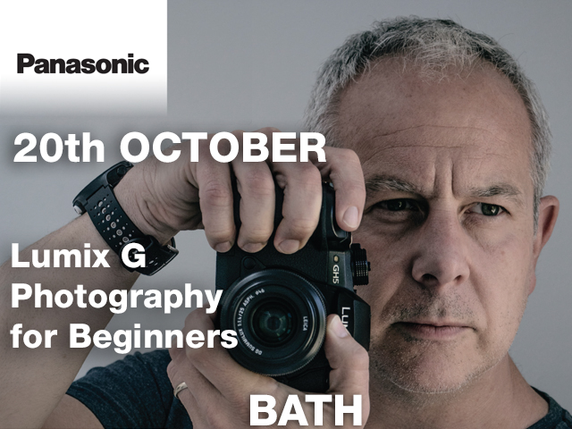 Lumix G Photography for Beginners with Damien Demolder
