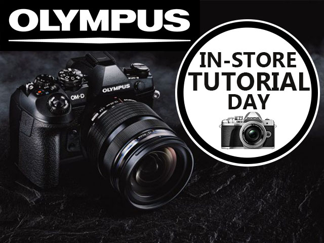 OLYMPUS TOUCH & TRY DAY