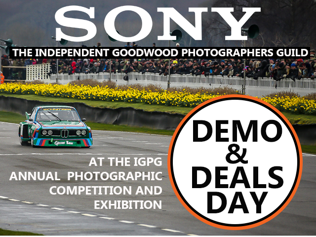 The Independent Goodwood Photographers Guild Photo Competition & Exhibition with Sony