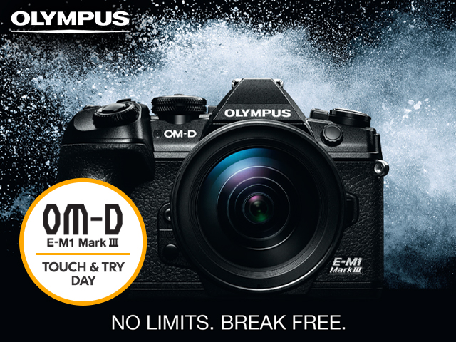 Meet the Olympus OM-D E-M1 Mark III