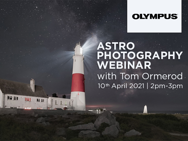 Astrophotography with Tom Ormerod & Olympus | Zoom