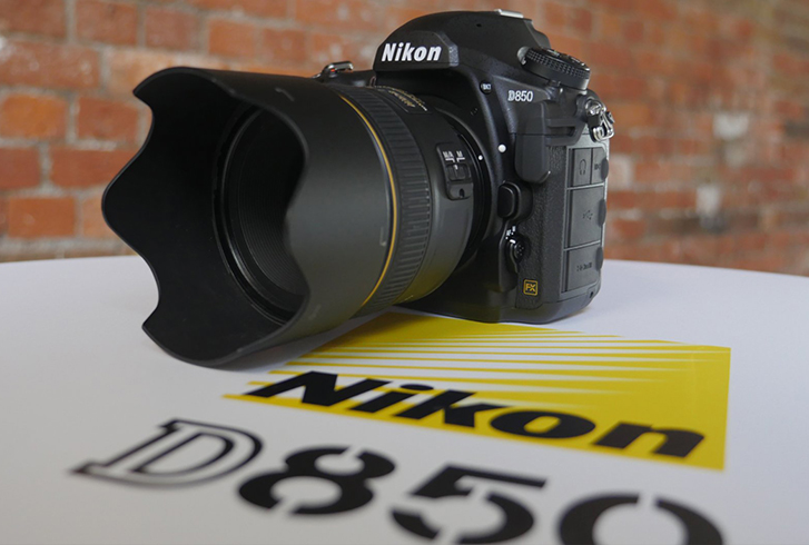 NIKON ANNOUNCE THEIR BRAND NEW D850