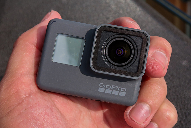 IT'S HERE - THE GOPRO HERO 6
