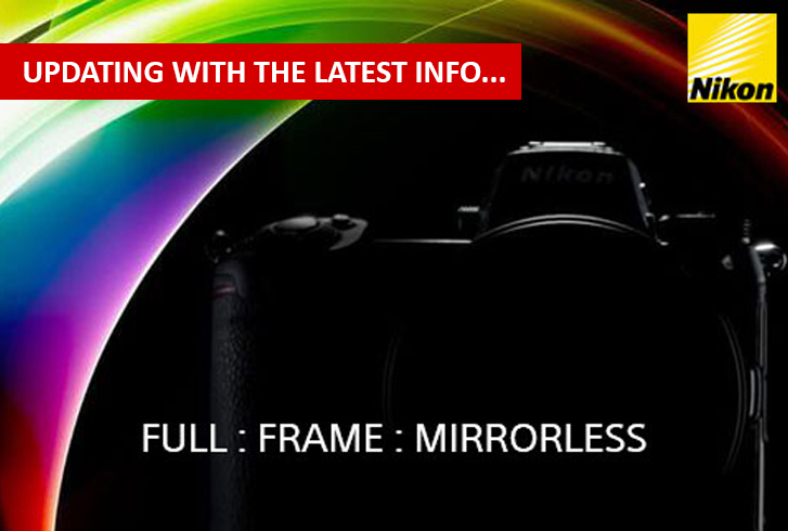 NIKON MIRRORLESS ANNOUNCEMENT | COMING SOON!