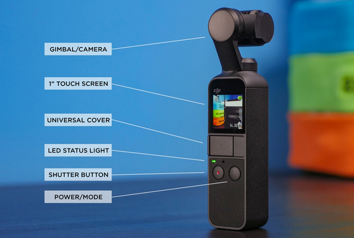 DJI OSMO POCKET | BEGINNERS GUIDE