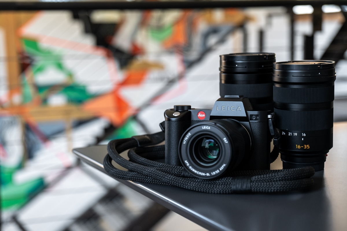LEICA SL2-S | FAST SHOOTING AND PRO VIDEO CAPABILITIES