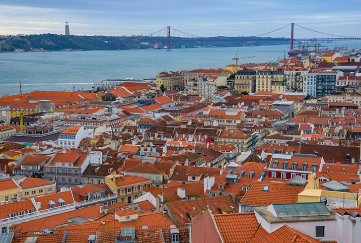 OUT IN LISBON WITH THE FUJIFILM X-H1
