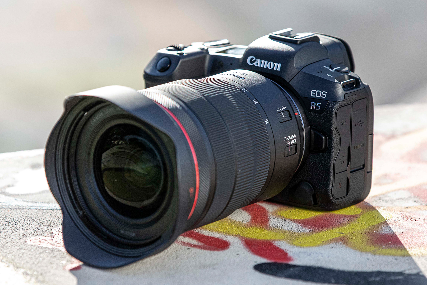 CANON REIMAGINES THE FUTURE