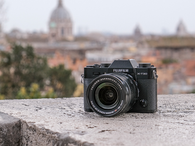 24HRS OF TRAVEL PHOTOGRAPHY IN ROME WITH THE FUJIFILM X-T30
