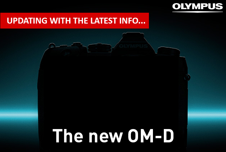 THE NEW OM-D | OLYMPUS TEASER