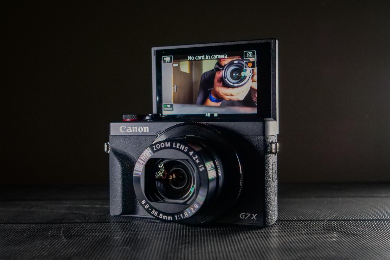 London Camera Exchange | CANON POWERSHOT G7X III & G5X II
