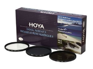 Hoya 62mm Digital Filter Kit II