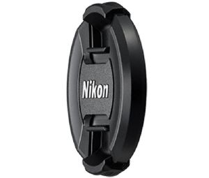 Nikon LC-55A 55mm Lens Cap (for the Nikon 18-55mm AF-P Zooms)