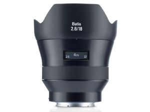 Zeiss Batis 18mm F2.8 Sonnar Sony Full Frame E-Mount