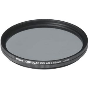 Nikon 58mm PL2 Circular Polarizing Filter II