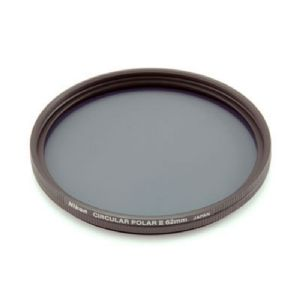 Nikon 62mm PL2 Circular Polarizing Filter II