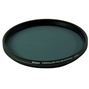 Nikon 67mm PL2 Circular Polarizing Filter II