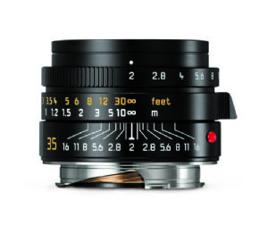 Leica Summicron-M 35mm f/2 ASPH Black