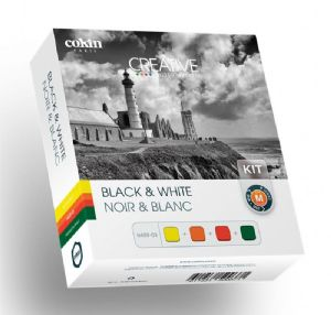 Cokin H400-03 P Series Black and White Filter Kit