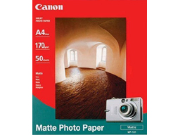 Canon (MP101) Matte Photo Paper A4 50 Sheets