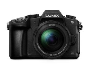 Panasonic Lumix G80 + 12-60mm