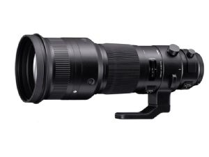 Sigma 500mm f/4 DG OS HSM | S - Canon Mount