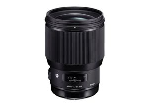 Sigma 85mm F1.4 DG HSM | A - Canon Mount