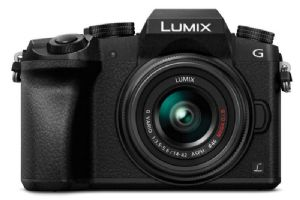 Panasonic Lumix G7 + 14-42mm
