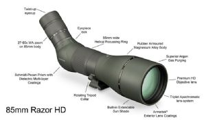 Vortex Razor HD 27-60X85 New version