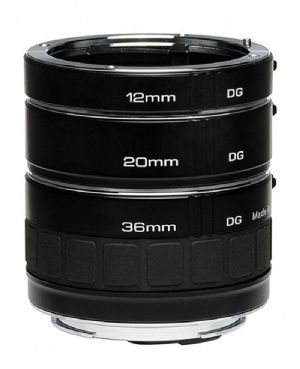 Kenko Teleplus DG Extension Tube Set for Canon EF+EF-S Lenses