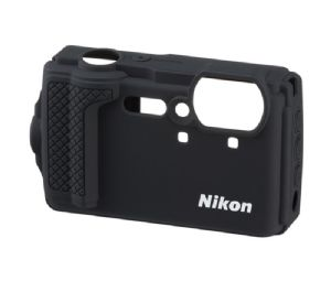Nikon CoolPix W300 Silicone Jacket Black