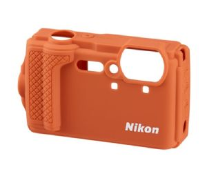 Nikon CoolPix W300 Silicone Jacket Orange
