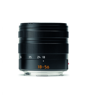 Leica 18-56mm f3.5-5.6 ASPH Vario-Elmar-TL Black anodized finish