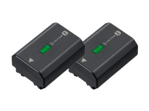 Sony NP-FZ100 InfoLITHIUM Z Series Rechargeable Battery Twin Pack