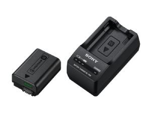 Sony NP-FW50 InfoLITHIUM W Type Rechargeable Battery + BC-TRW Battery Charger Kit