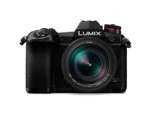Panasonic Lumix G9 + Leica 12-60mm lens
