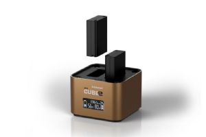 Hahnel Pro Cube 2 Charger - Olympus