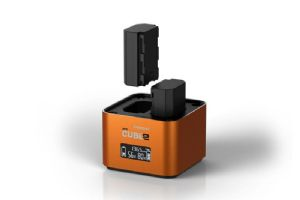 Hahnel Pro Cube 2 Charger- Sony