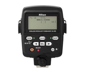 Nikon SU-800 Wireless Speedlight Commander (for TTL Off-Camera Flash)