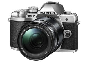 Olympus OM-D E-M10 MK III Silver + 14-150mm II --LCE Exclusive Kit--