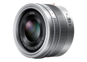 Panasonic Leica DG Summilux 15mm F1.7 Silver