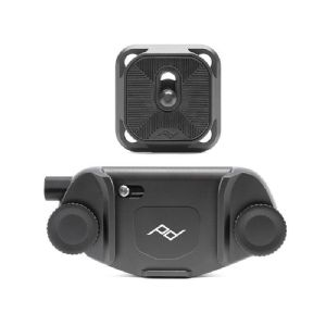 Peak Design Capture Camera Clip V3 with Standard Plate - Black