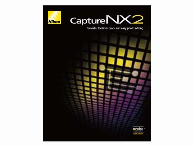 Nikon Capture NX2 (Full Version)