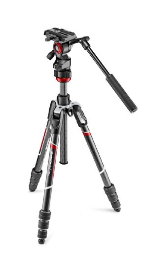 Manfrotto BeFree Live Advanced Carbon
