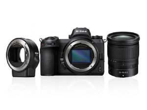 Nikon Z 6 + Z 24-70mm f/4 S Zoom+ F Mount Adapter