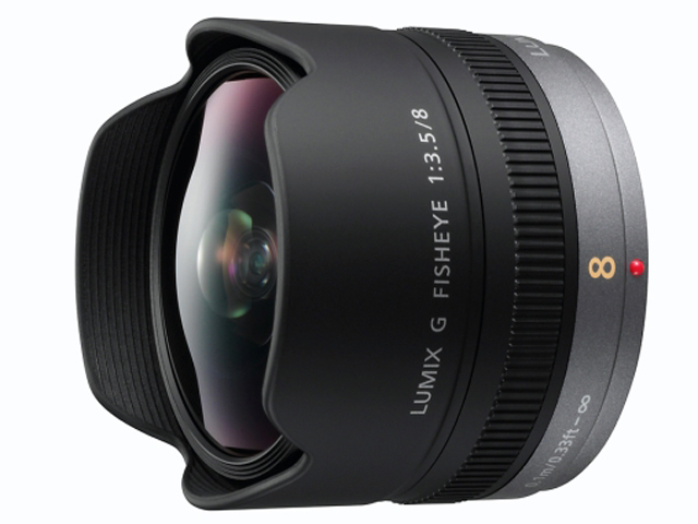 Panasonic Lumix G Fisheye 8mm/3.5